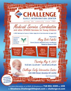Medicaid Service Coordination2017