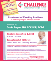Treatment of Feeding Problems in Medically Fragile Infants & Toddlers