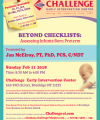 Beyond Checklists: Assessing Infants Born Preterm